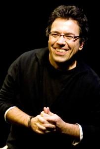 Warren Etheredge, host of The High Bar