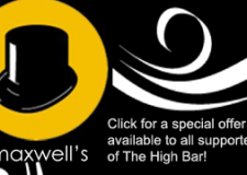Featured High Bar Partner: Maxwell's Restaurant + Lounge