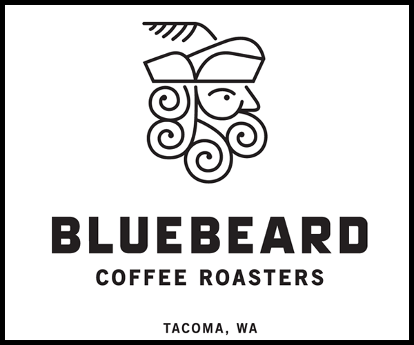 Bluebeard Coffee Roasters logo
