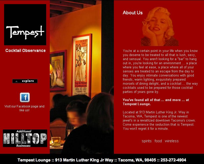 Tempest Lounge