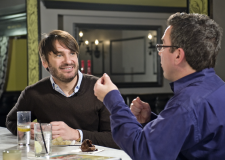 Eric Lanlard: on Baking