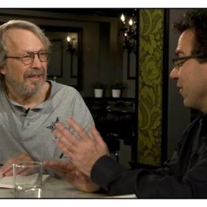 Warren with Ari Kohn